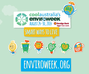coolaustralias enviroweek - smart ways to live - enviroweek.org
